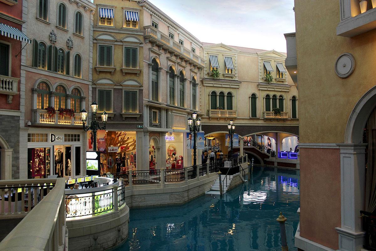 Macau Gambling Venetian