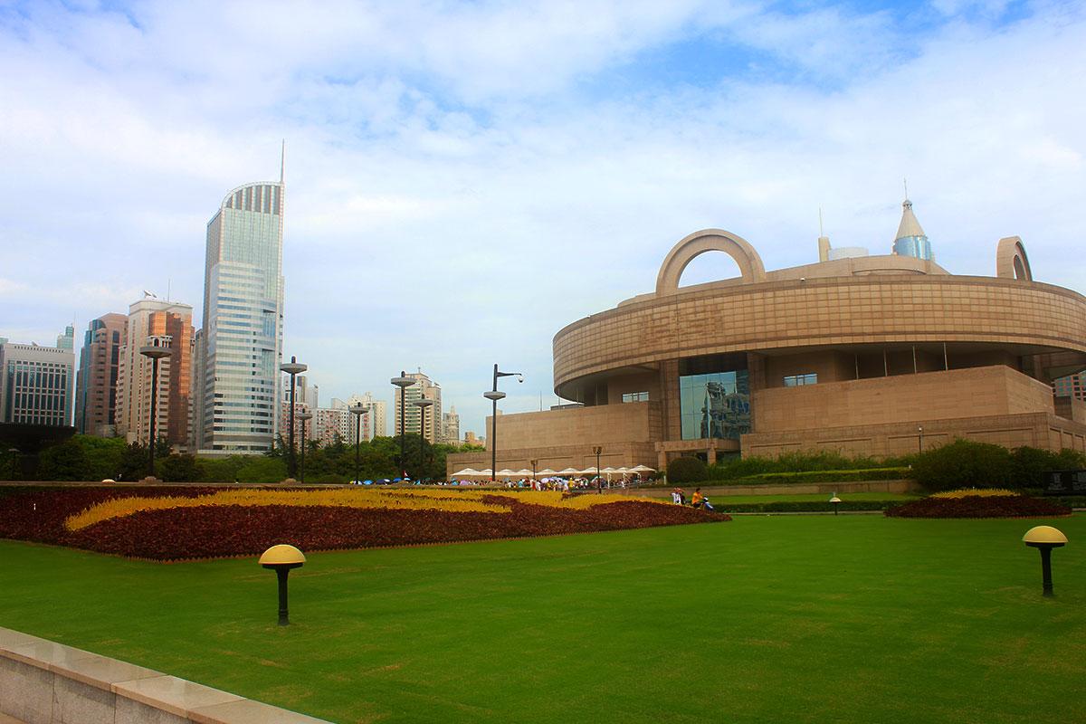 People's Square Shanghai