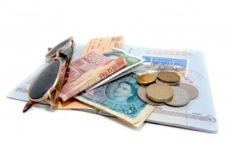 Travel money