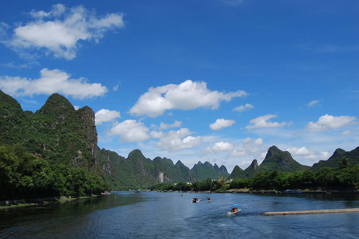 Li River Raft and Hike - Option 1 - Perihla Travel Guides